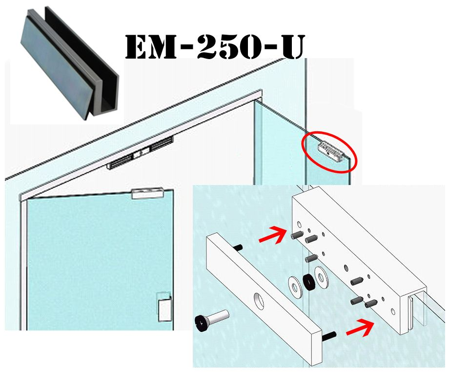 600 Lbs Mag Lock Supply Quality Door Closer Amp Hardware